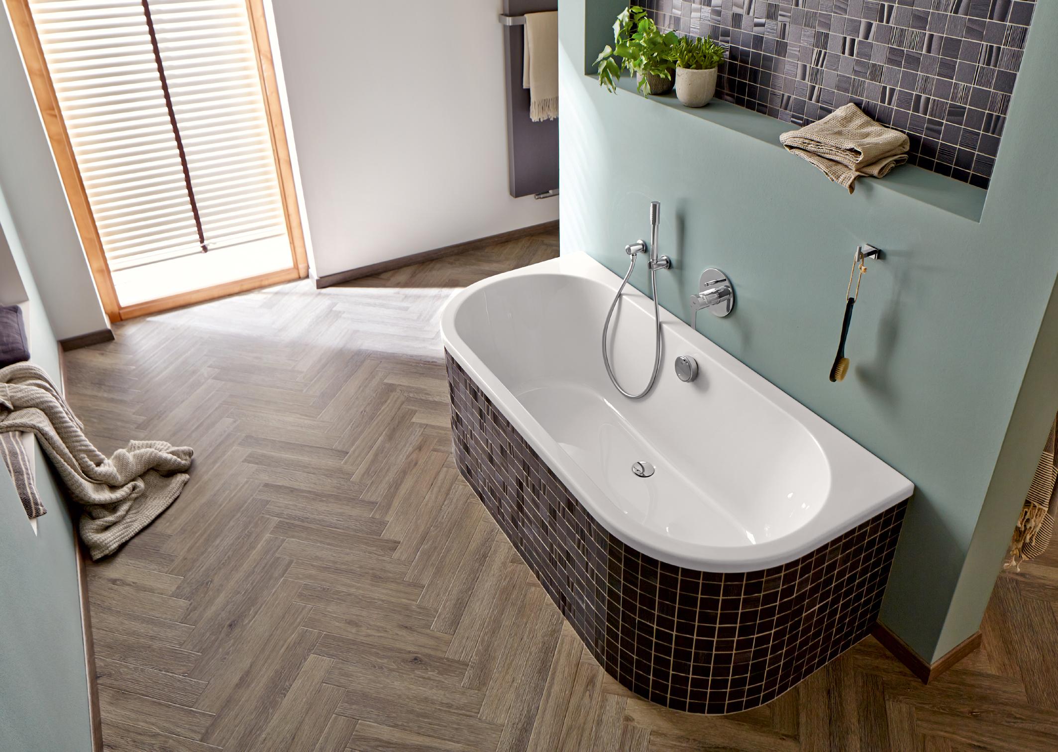 Wasserdichte Design-Böden » IBK